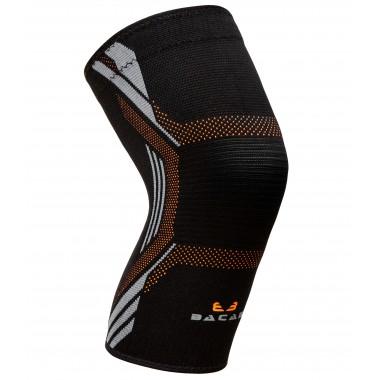 Компрессионный эластичный наколенник BACAB  (1 шт) - Бандаж для коленного сустава премиум-класса (L)