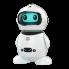 Умный обучающий робот-собеседник для детей YYD White Learning Robot