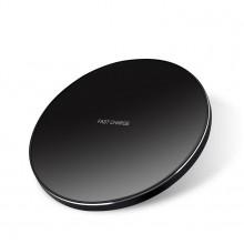Беспроводное зарядное устройство VAR Fast Wireless Charger Black