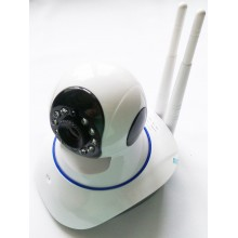 Беспроводная поворотная Видеоняня YOU SEE YYP2P WI-FI HD (Датчик движения, Ночное видение, Запись, Управление со смартфона)